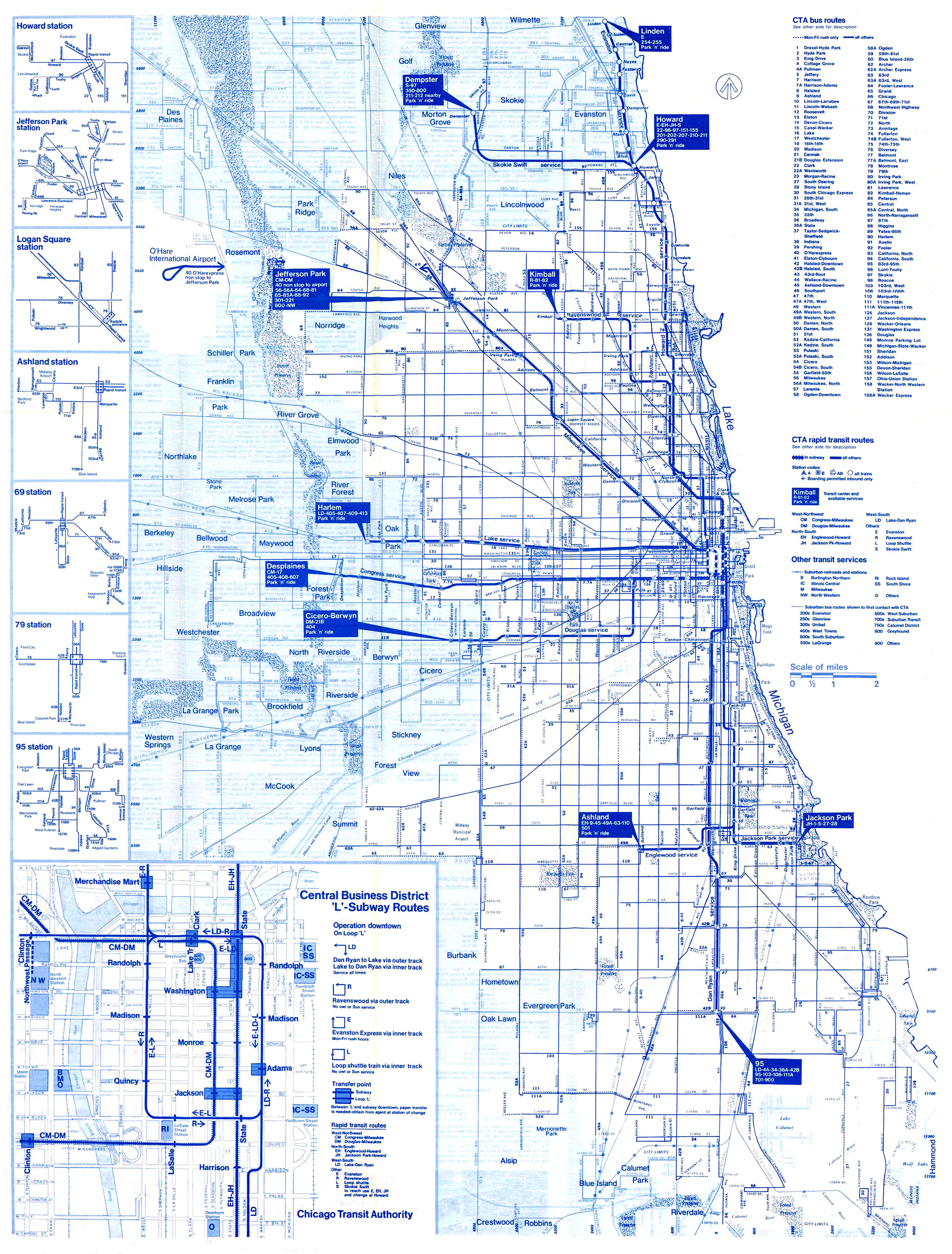 Chicago L Org System Maps Route Maps