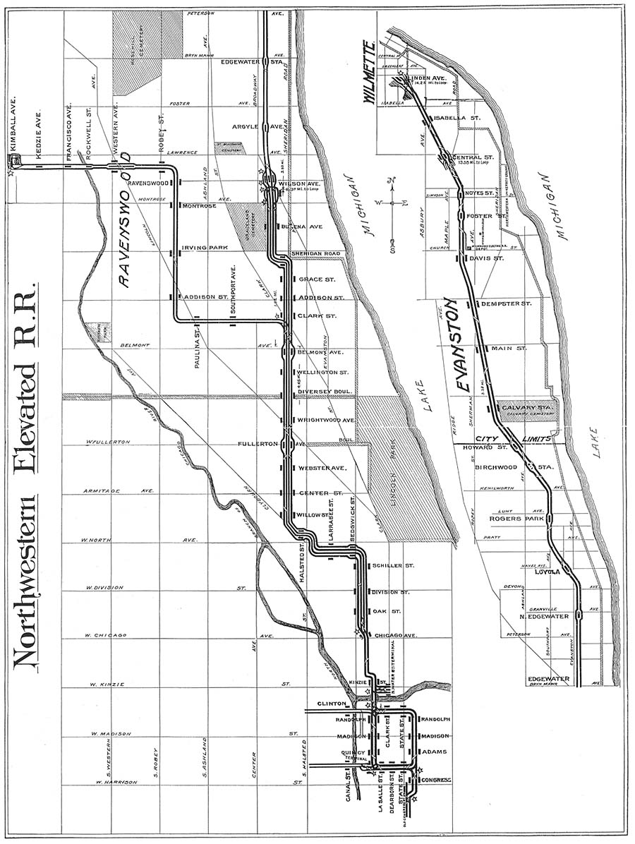 Chicago Lorg System Maps Track Maps - Chicago map south loop