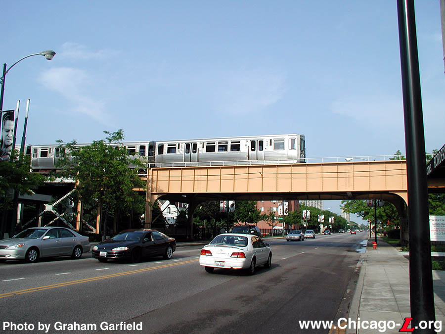 Chicago l operations lines north side main line rownorth02g sciox Gallery