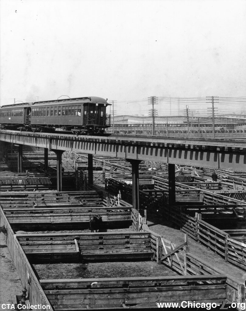 CTA Train Line HIstory