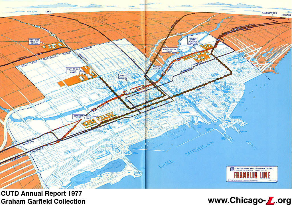 graphic about Printable Maps of Chicago titled Map of Chicago metro Town Maps