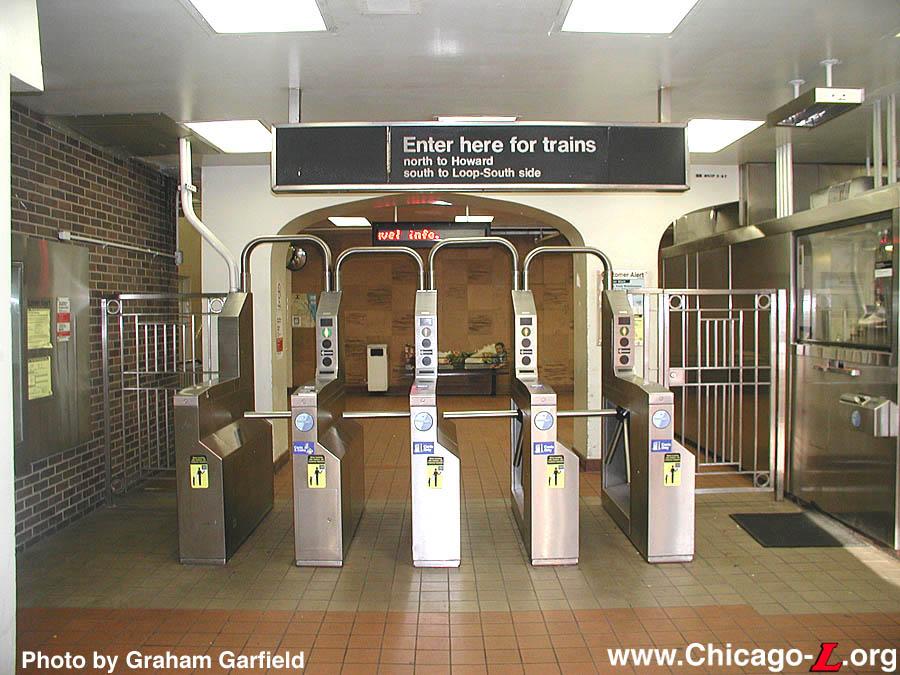 Chicago L Org Stations Bryn Mawr