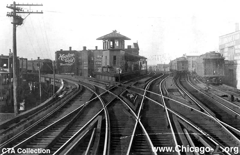 Chicago L Org Stations Clark