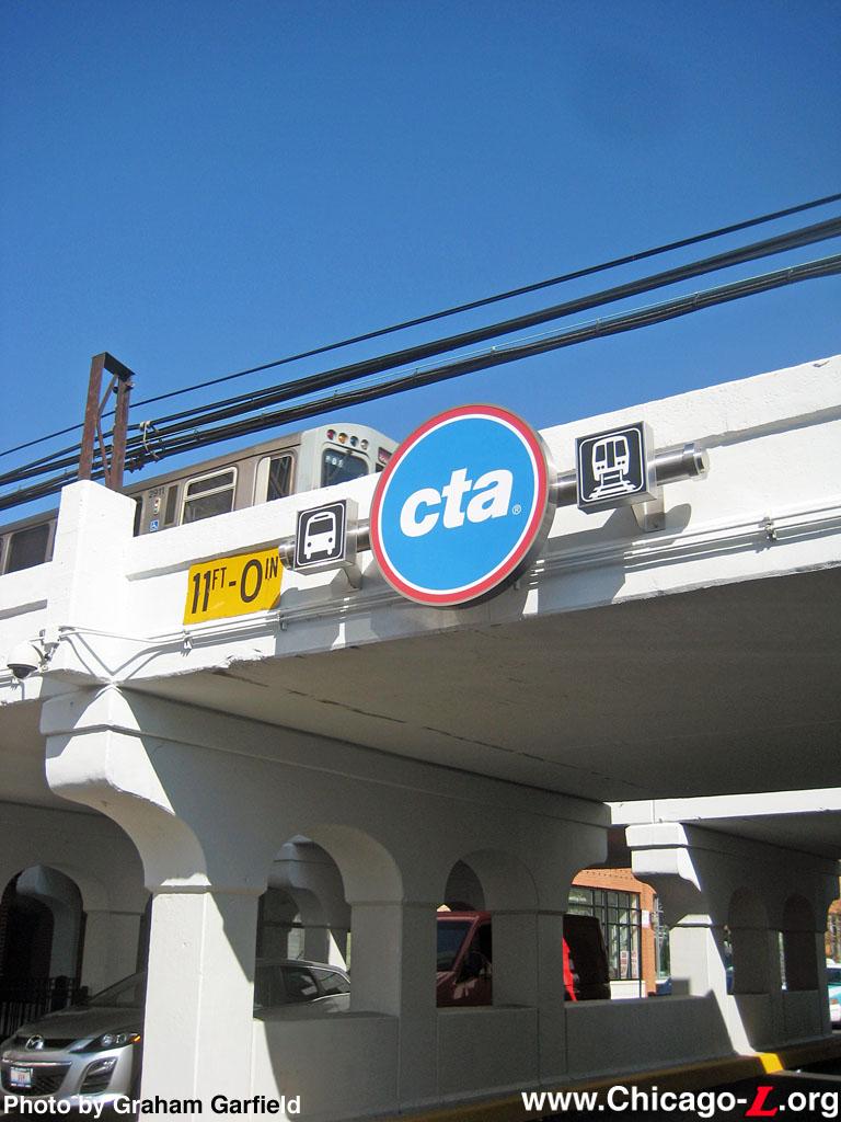 Chicago L Org Stations Granville