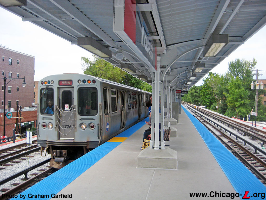 Chicago L Org Stations Morse