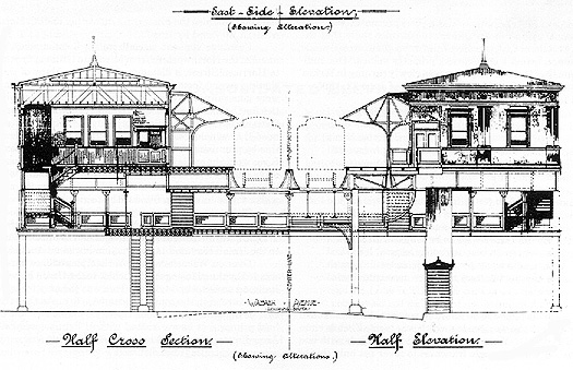 Lake House Floor Plans View