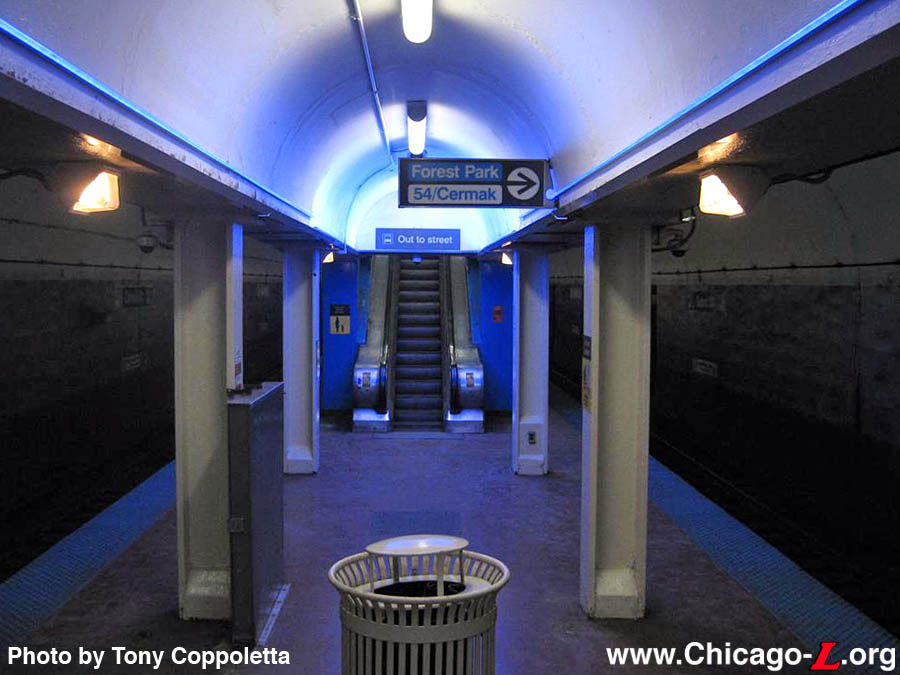 Chicago L Org Stations Grand Milwaukee