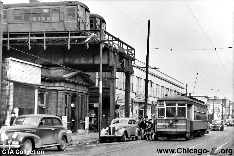Chicago L Org Stations 69th Street