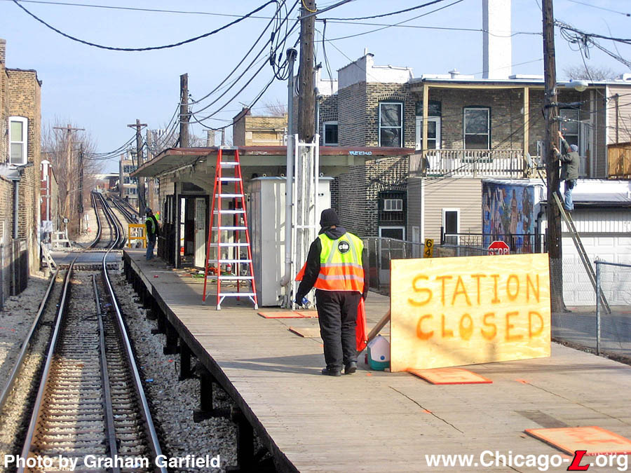 Chicago L Org Stations Rockwell