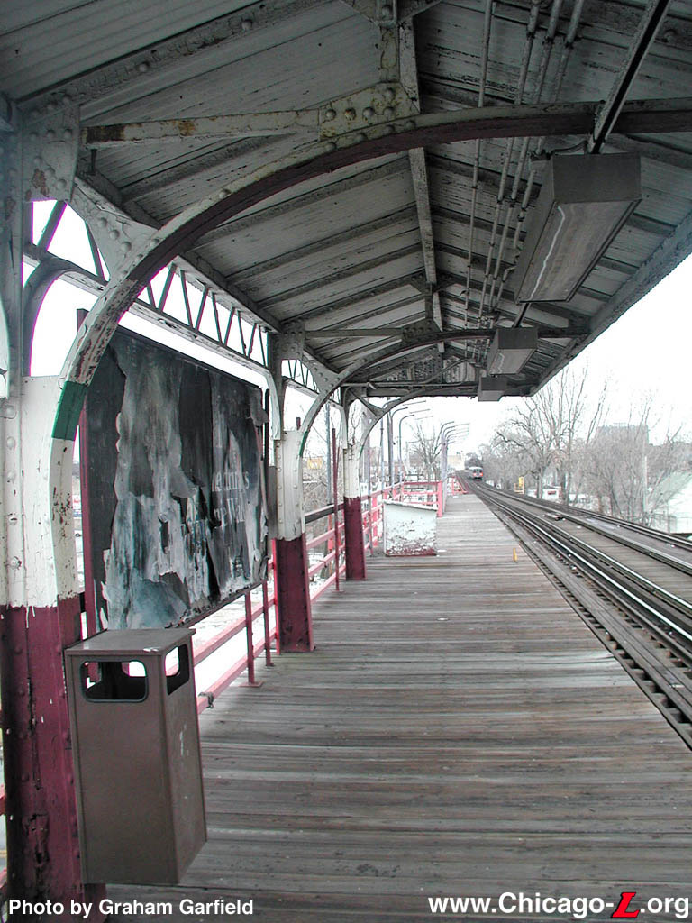 Chicago L Org Stations Racine 63rd