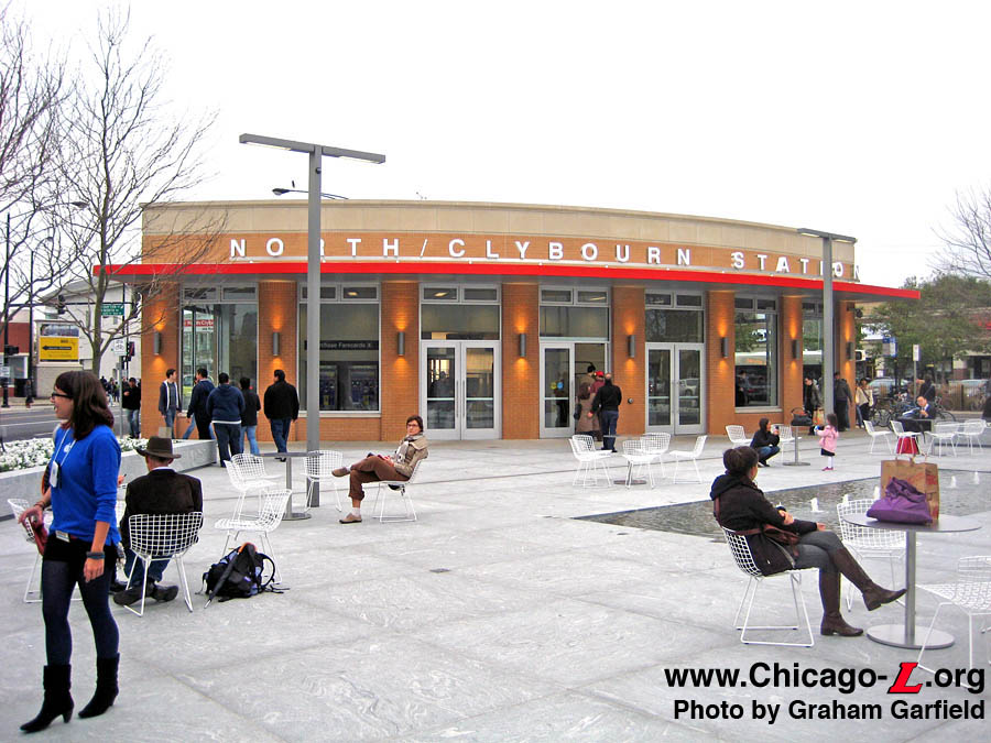Chicago ''L'' org: Stations - North/Clybourn