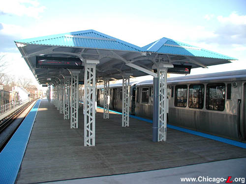 Chicago L Org Stations Kedzie