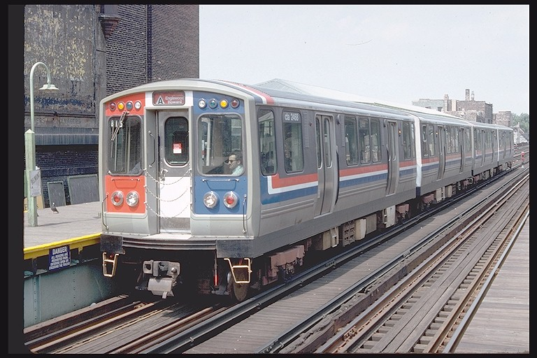 Chicago l l operations ab skip stop express service photos sciox Gallery