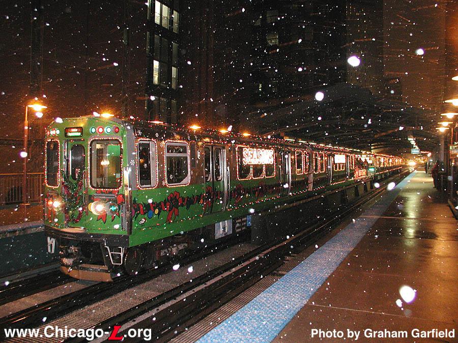 cta2894 holiday03ajpg - Christmas Train Chicago