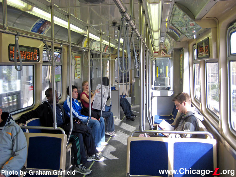 Chicago L Org Car Roster 5000 Series