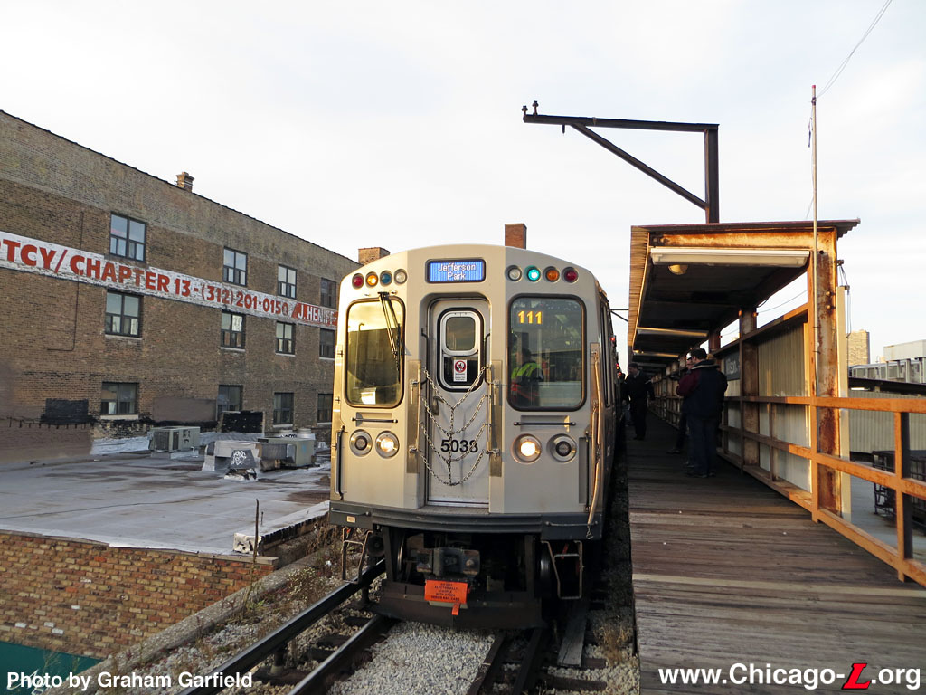 Chicago L Org Stations Wilson