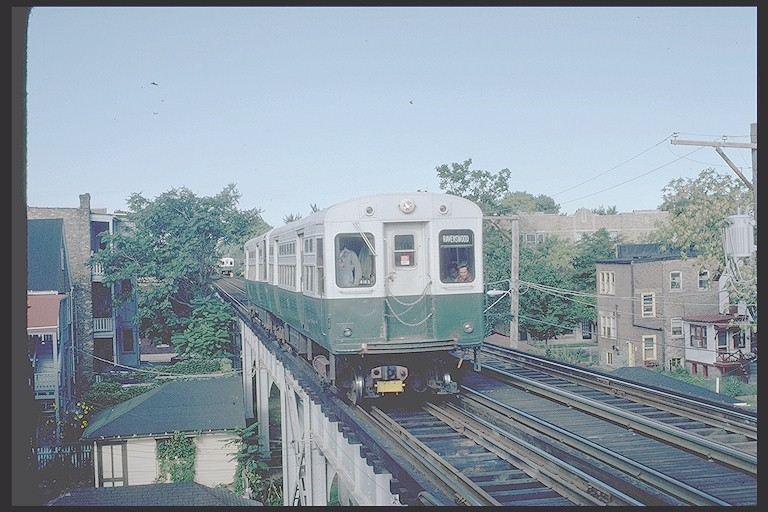 Chicago \'\'L\'\'.org: Operations - Lines -> Ravenswood branch