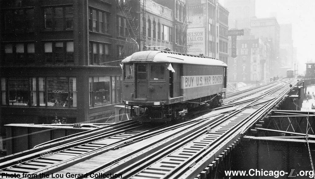American Express Car Purchase >> Chicago ''L''.org: Picture Gallery - North Shore Line Gallery 1